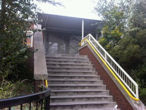 sutton station entrance 2