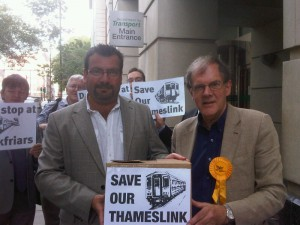 thameslink petition