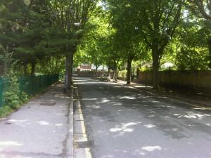 end of devonshire