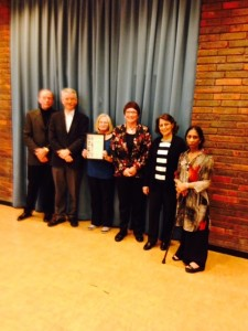 Sutton Community Awards 2015