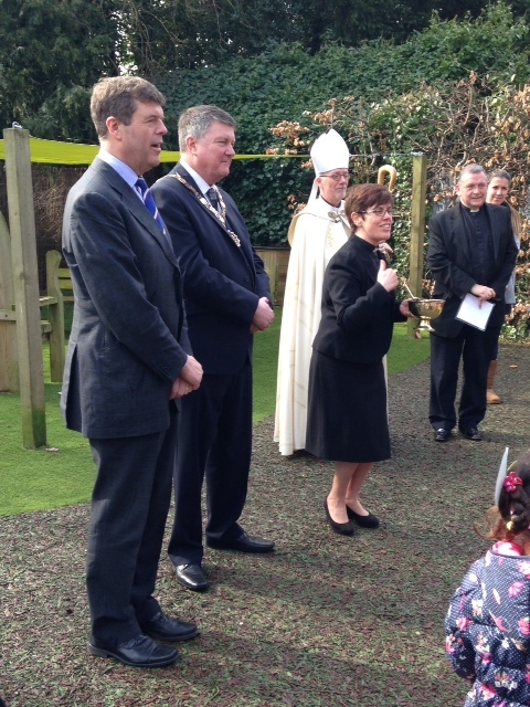 New community garden opened at christchurch councillor for Gardening services christchurch