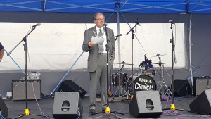 Opening the St Helier Festival